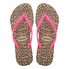 Havaianas Flipflops Slim Leopard -listing