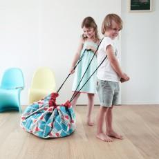 Play and Go Bolso/Alfombra de juego - Badminton-listing
