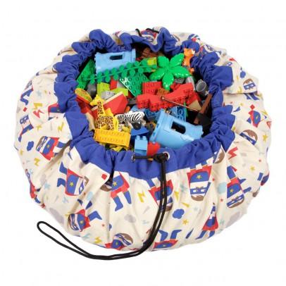 Play and Go Superhero Playmat Bag-listing
