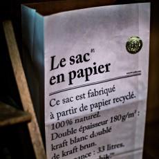 Be Poles Paper Bag-listing