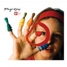 Fingermax Pennelli per dita con pittura fluo-listing
