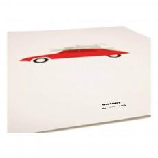 Pleased to meet Affiche On tour 24x30 cm édition limitée-listing