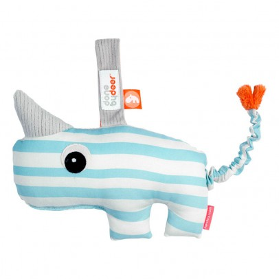Done by deer Early-Learning Musical Toy - Nozo the Rhino-listing