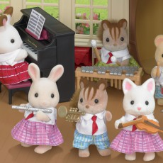 Sylvanian Music Lesson Set-listing