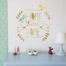MIMI'lou Sticker Home sweet home-listing