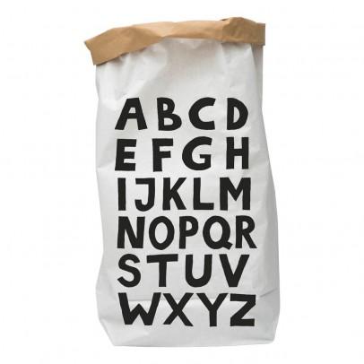 Tellkiddo Aufbewahrungstasche Alphabet-listing