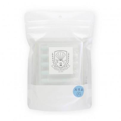 Kitpas Thin Dustless Chalk, White - Set of 6-listing