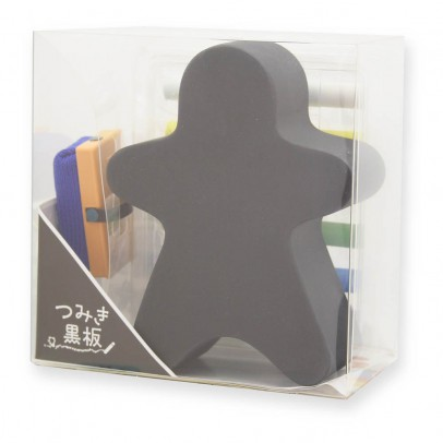 Kitpas Tsumiki Jolly Fellow Stencil With Dustless Chalk-listing