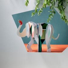 Studio Roof Jeu de construction Totem éléphant-listing