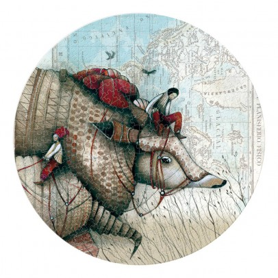 Londji Puzzle Tatou 500 Teile -listing