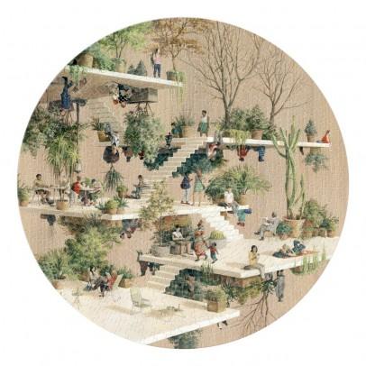 Londji Puzzle redondo Gravity 500 piezas-listing