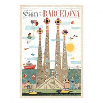 Londji Puzzle Barcelona-bunt -listing
