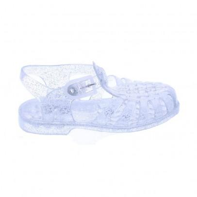 Meduse Pailletten Sandalen aus Plastik -listing