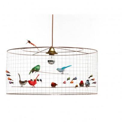 Mathieu Challières Wandlampe Mittelgroß Vogelhaus-listing