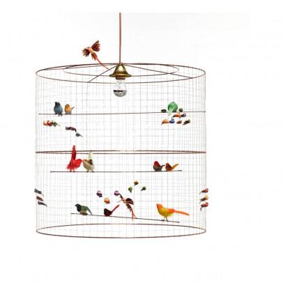 Mathieu Challières Hängelampe Vogelhaus-listing