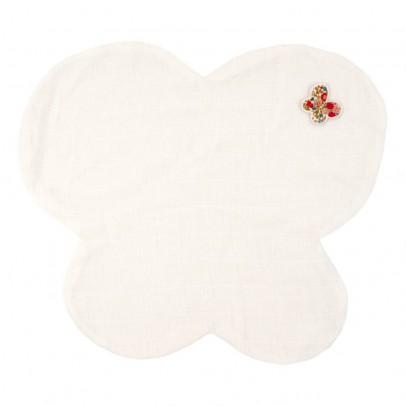 Trousselier Pupazzo di pezza Papillon fiori rossi-listing