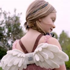 Sew heart felt Fairy Wings-listing