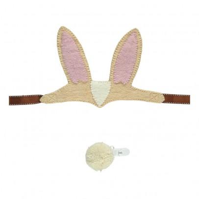 Sew heart felt Oreilles et queue de lapin-listing