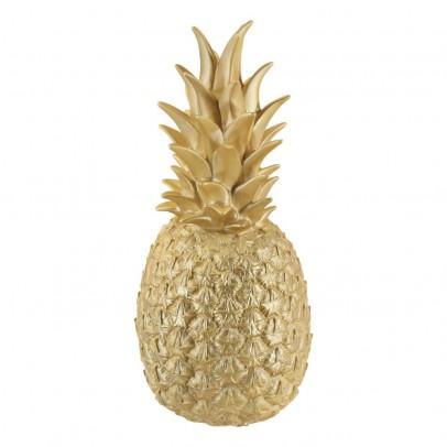 Goodnight Light Gold Pineapple Lamp-listing