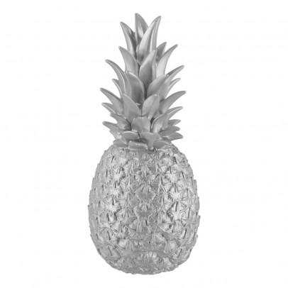 Goodnight Light Lampe ananas Argent-listing