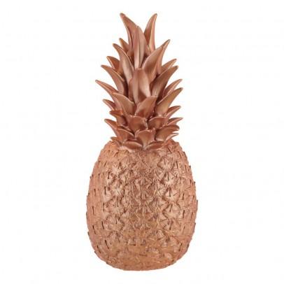 Goodnight Light Bronze Pineapple Lamp-listing
