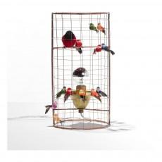 Mathieu Challières Mini Adjustable Birdcage Lamp-listing