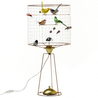 Mathieu Challières Adjustable Efficiency Birdbage Lamp-listing