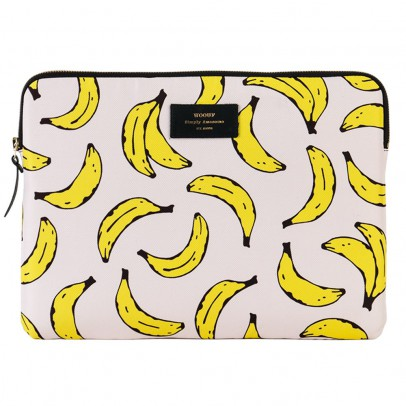 Woouf 11inch Bananas Laptop Pouch-listing