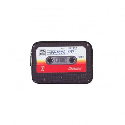 Woouf Funda Ipad mini cassette-listing