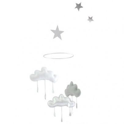 The Butter Flying Mobile anneau avec étoile Milo-listing