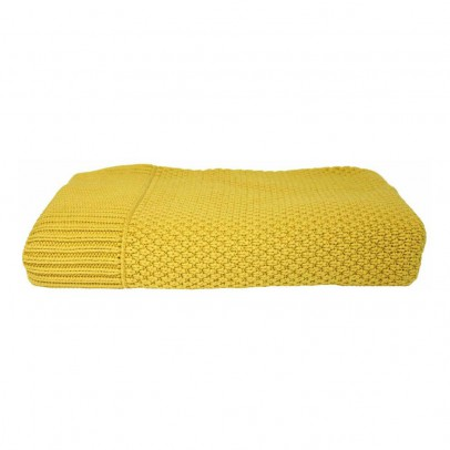 Lab Knitted Blanket-product