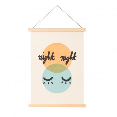 Mathilde Cabanas Night Poster 29,7x42 cm-listing