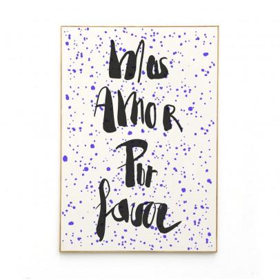 Mathilde Cabanas Love Poster 29,7x42 cm-listing