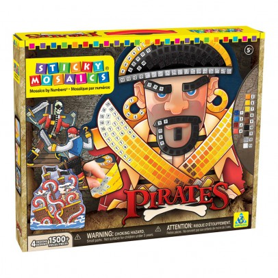 Orb Factory Sticky mosaics Pirates-listing