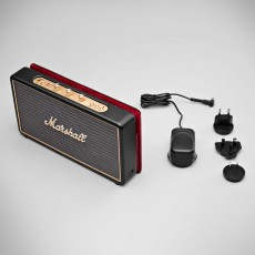 Marshall Portable Stockwell Speakers with case-listing