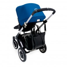 Bugaboo Storksak + Bugaboo Bag with Petrol Blue Interior-listing