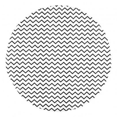 Nobodinoz Cotton Playmat - Zig Zag Pattern-product