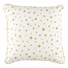 Nobodinoz Cojín algodón cuadrado estrellas-listing