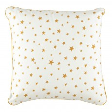 Nobodinoz Cotton Square Cushion - Starred-listing