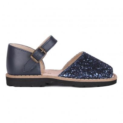 Minorquines Frailera Sequined Buckled Sandals-listing