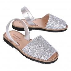 Minorquines Avarca Sequined Sandals-listing