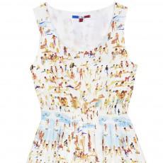 G.KERO The Beach Silk Dress-listing