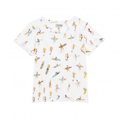 G.KERO T-shirt Surfeuses du Feu-listing