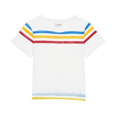 G.KERO Minimal Striped T-Shirt-listing