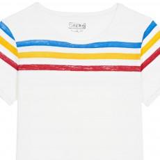 G.KERO T-shirt Rayures Minimal-listing