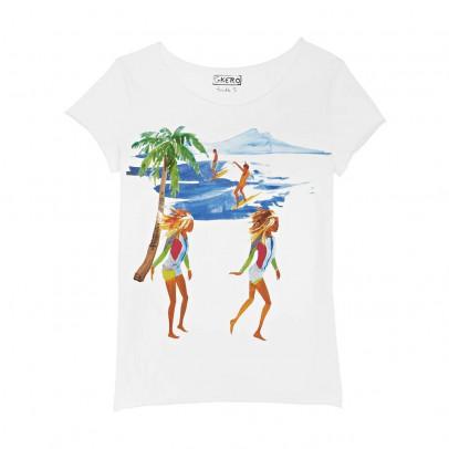 G.KERO T-shirt Californie-listing