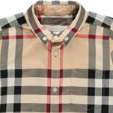 Burberry Fred Tartan Blouse-listing