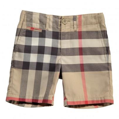 Burberry Tristen Tartan Shorts-listing