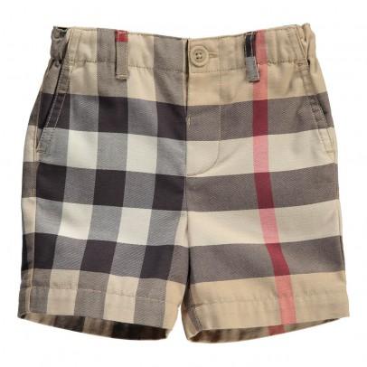 Burberry Sean Tartan Shorts-listing