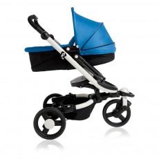 Babyzen Zen Complete Carrycoat Pushchair, White Frame-listing